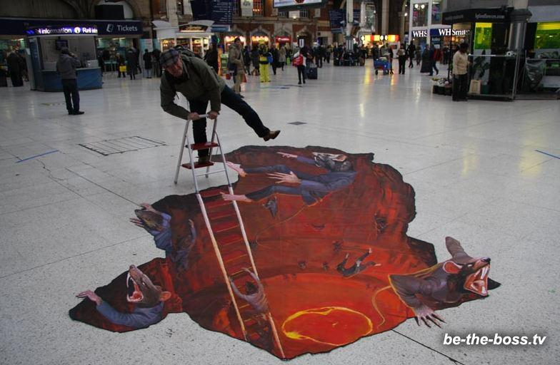 3d street art everything you need to know street advertising services