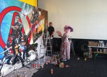 Borderlands 2 Graffiti Launch