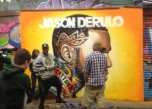 Jason Derulo graffiti